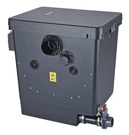 Oase Proficlear Premium Compact M Drum Filter Pump EGC