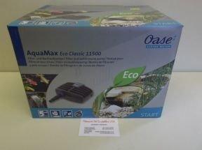 Oase Aquamax Eco Classic 11500 filter pump