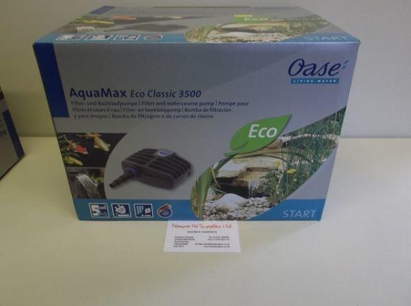 Oase Aquamax Eco Classic 3500 Filter Pump