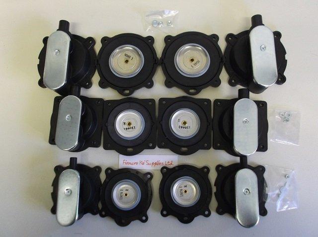 Airtec EA Diaphragm kits 40 60 70 75 80 95 130