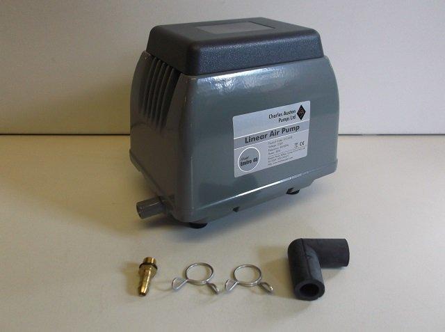 Charles Austen ET80 Air pump