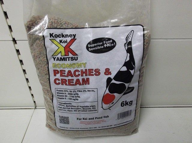 Economy Peaches and Cream 6 Kg sticks