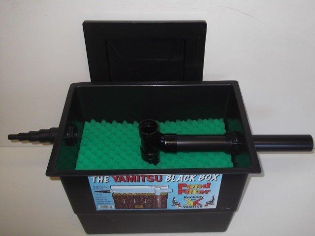 Yamitsu Black box filter