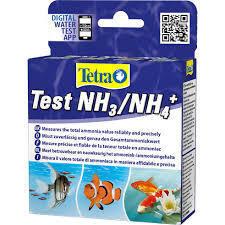 Tetra Ammonia NH3 Test Kit