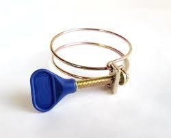 Pond Hose Clips double wire