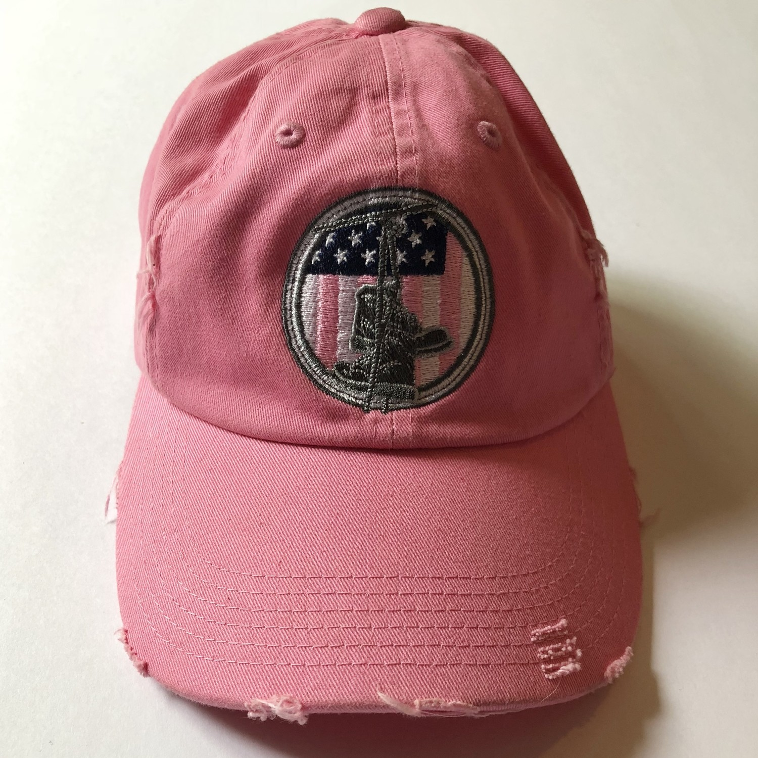 The Heroes Journey Women's Ball Cap - Pink