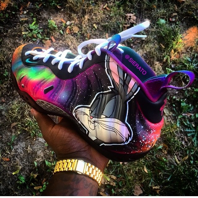 timeless design a98c8 8ef39 best price nike foamposite space jam 799.99usd 9faa3 70706