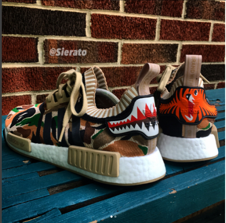 899d2c787b5 Adidas NMD R1 OG SNEAKERS ADDICT Cheap NMD Shoes