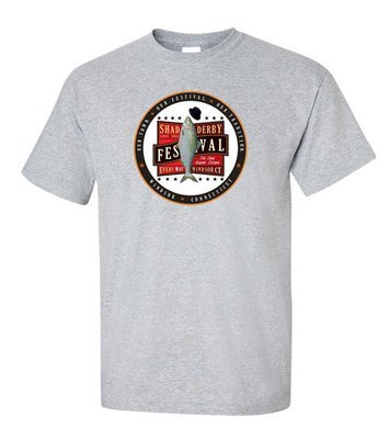 Official Windsor Shad Derby T-shirt (Grey)