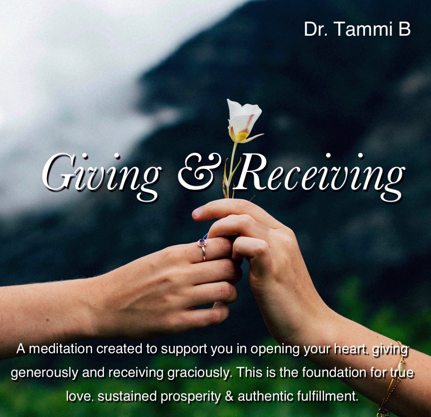 Giving and Receiving Meditation