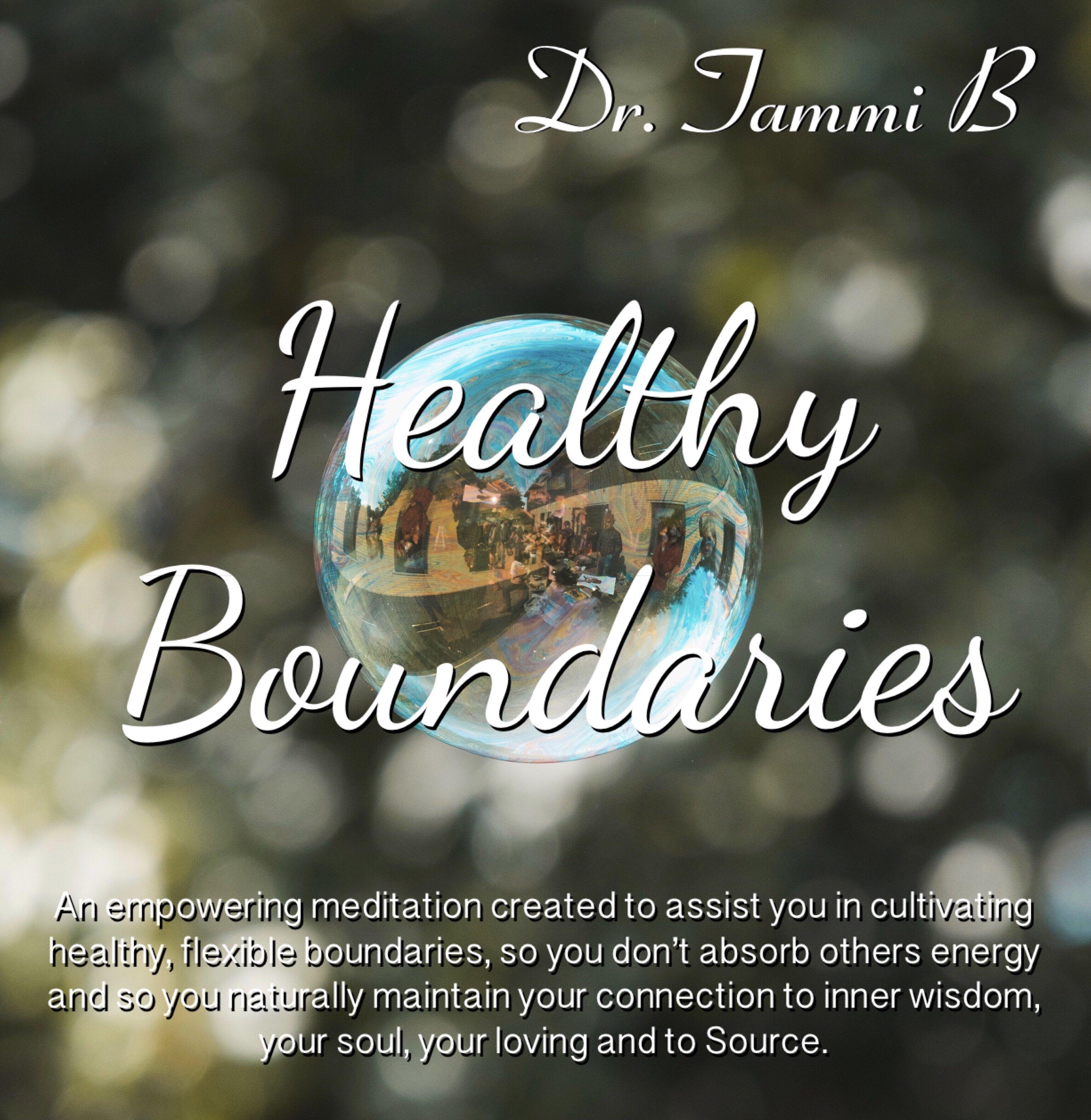 Healthy Boundaries Meditation 00087