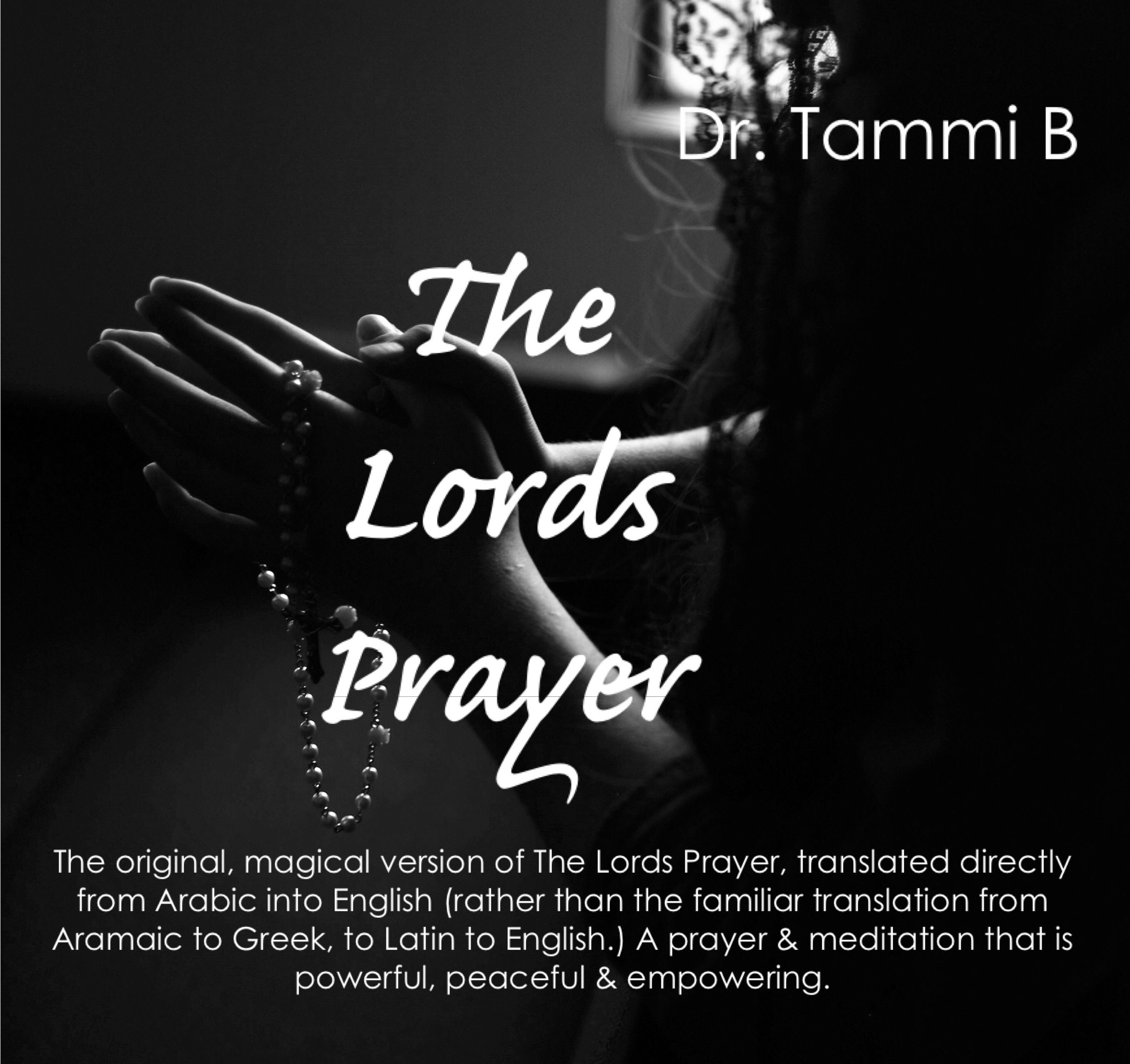 The Lords Prayer 00098