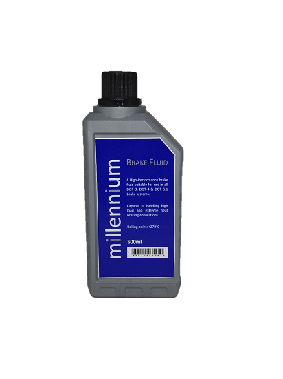 millennium Brake Fluid DOT5.1