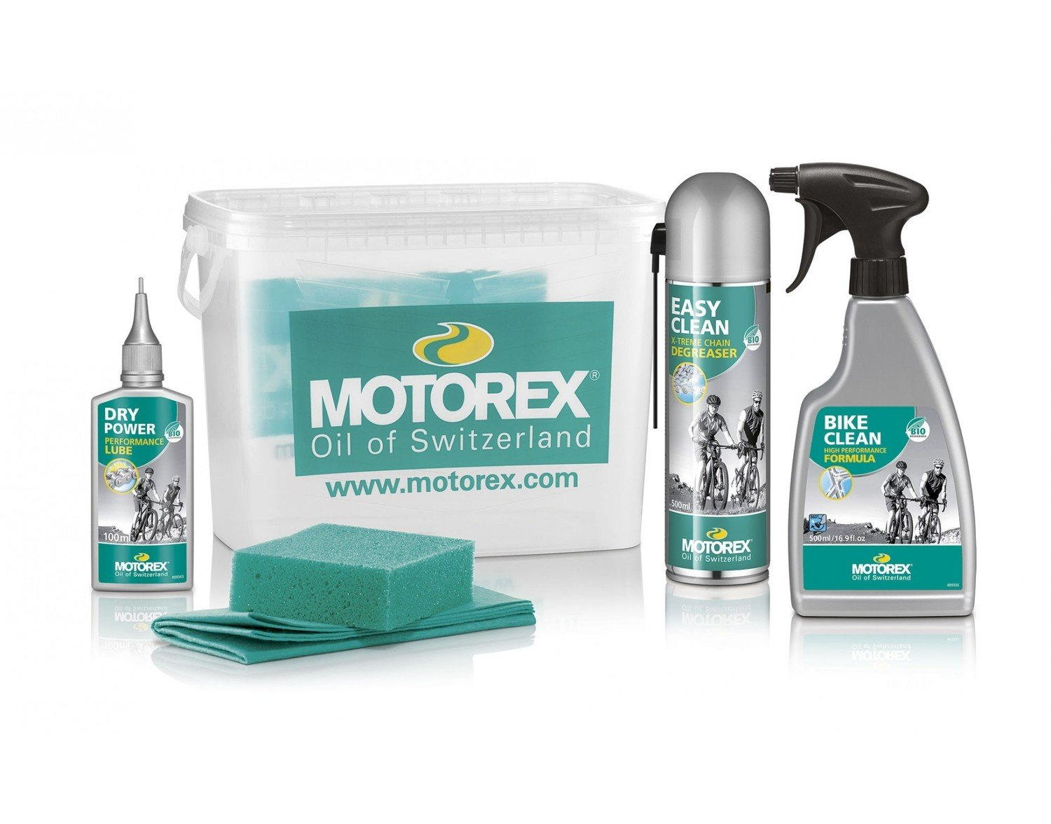 Motorex bike Cleaning Kits