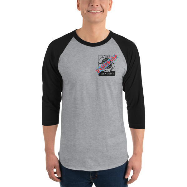 Baseball 3/4 sleeve T-shirt
