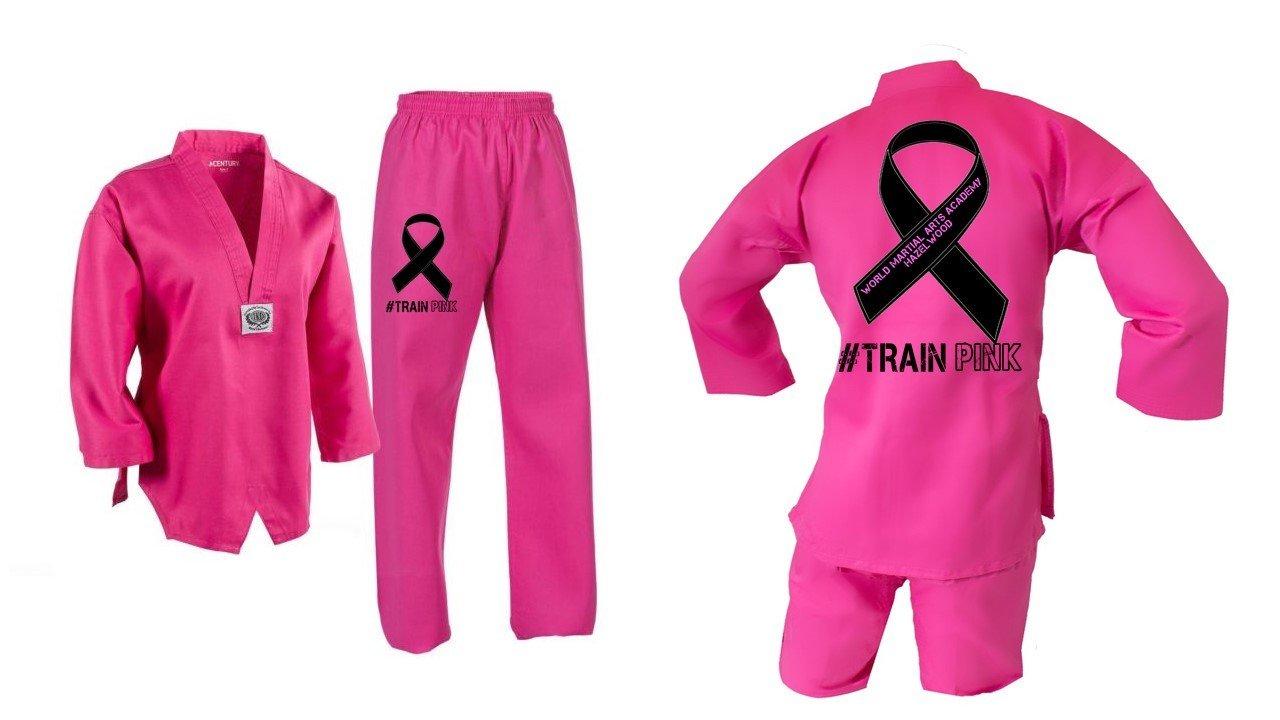 #TRAINPINK TKD Uniform