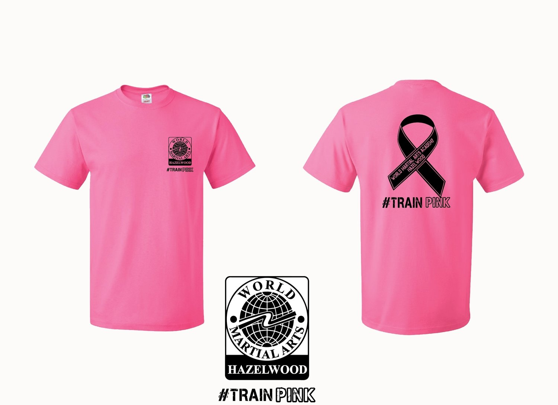 #TRAINPINK T-Shirt
