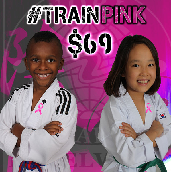 #TRAINPINK Beginner's Trial Offer!