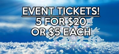 WINTER CELEBRATION & POTLUCK TICKETS