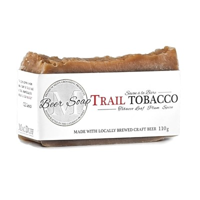 Trail Tobacco Beer Soap