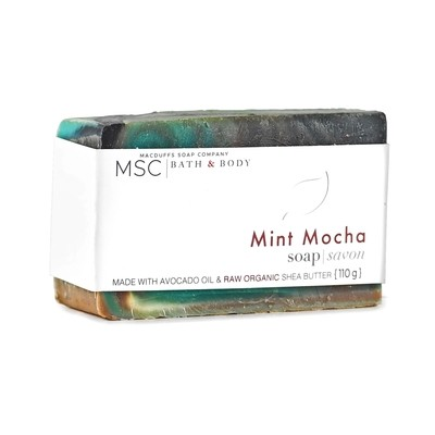 Mint Mocha Bar Soap