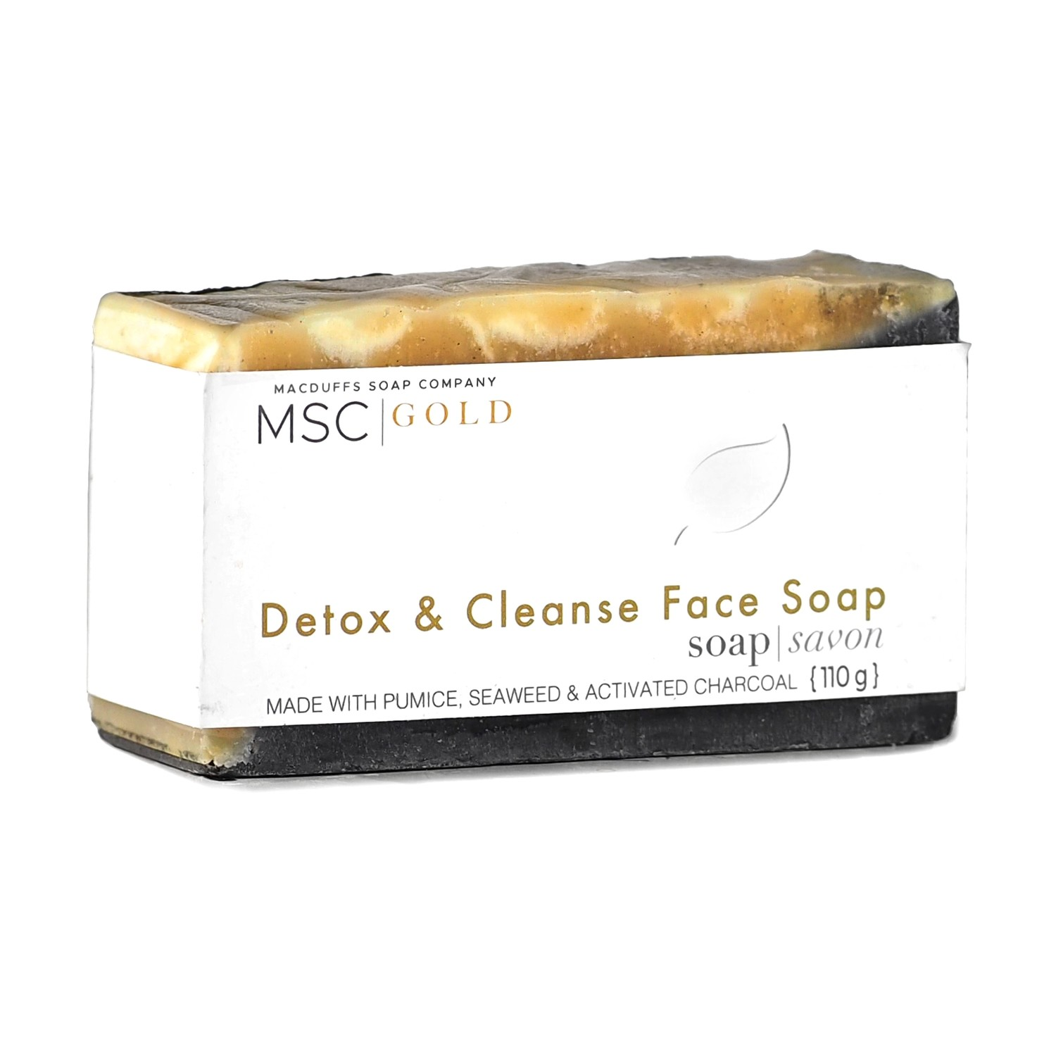 Detox and Cleanse Facial Bar