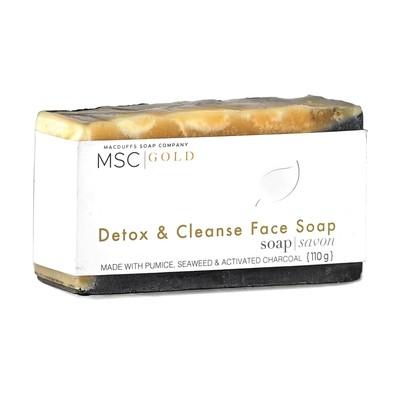 Detox and Cleanse Facial Bar