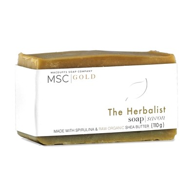 The Herbalist Soap Bar