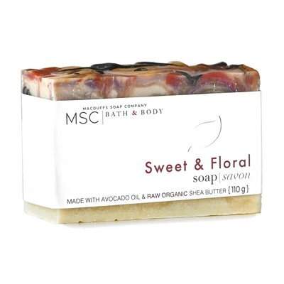 Sweet & Floral Soap Bar