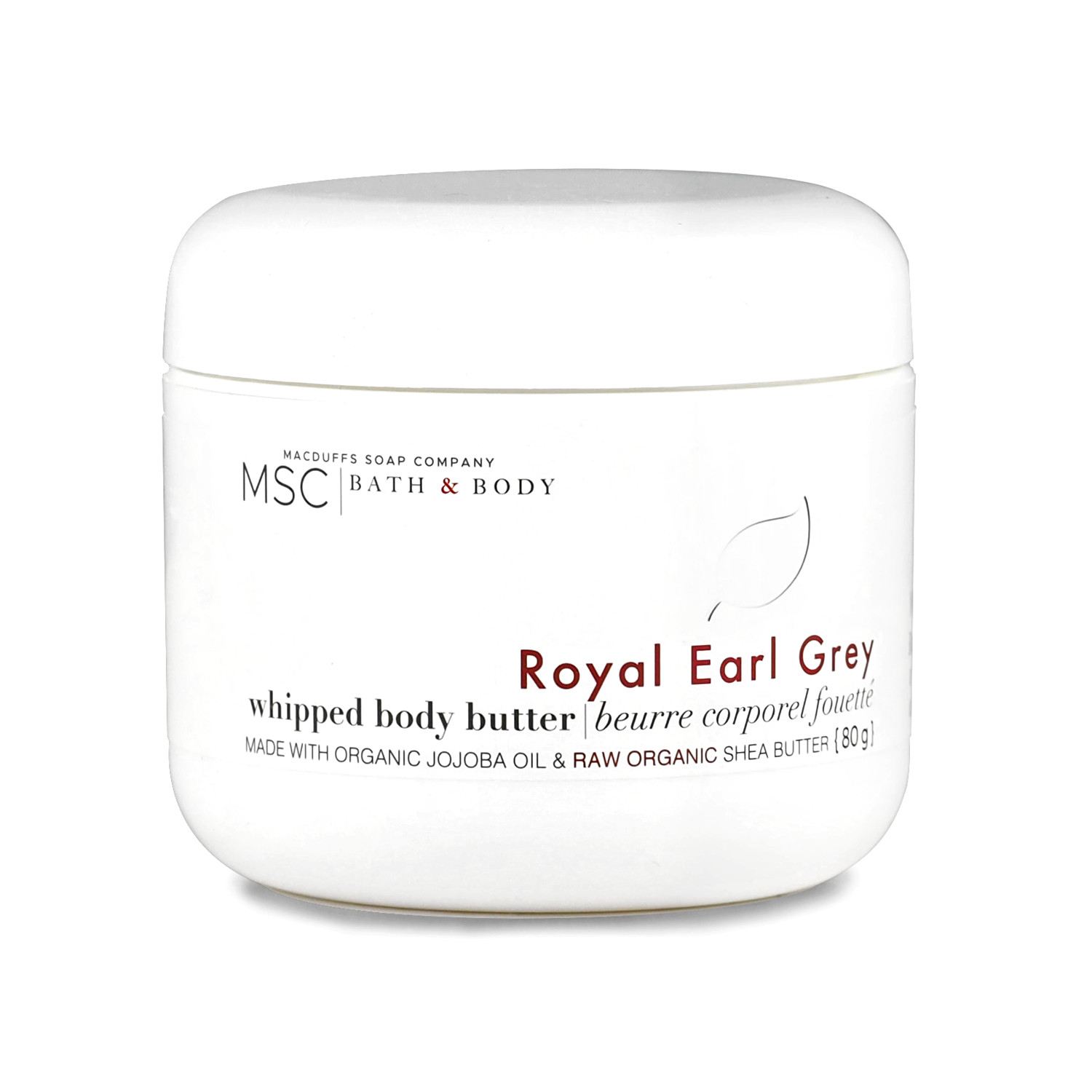 Royal Earl Grey Whipped Body Butter