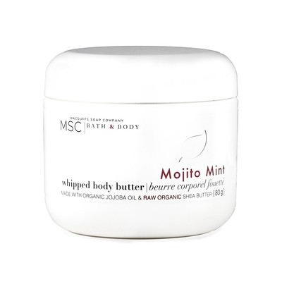 Mojito Mint Whipped Body Butter