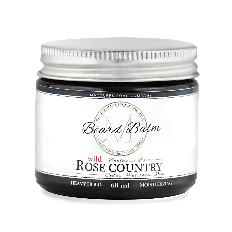 Wild Rose Country Beard Balm