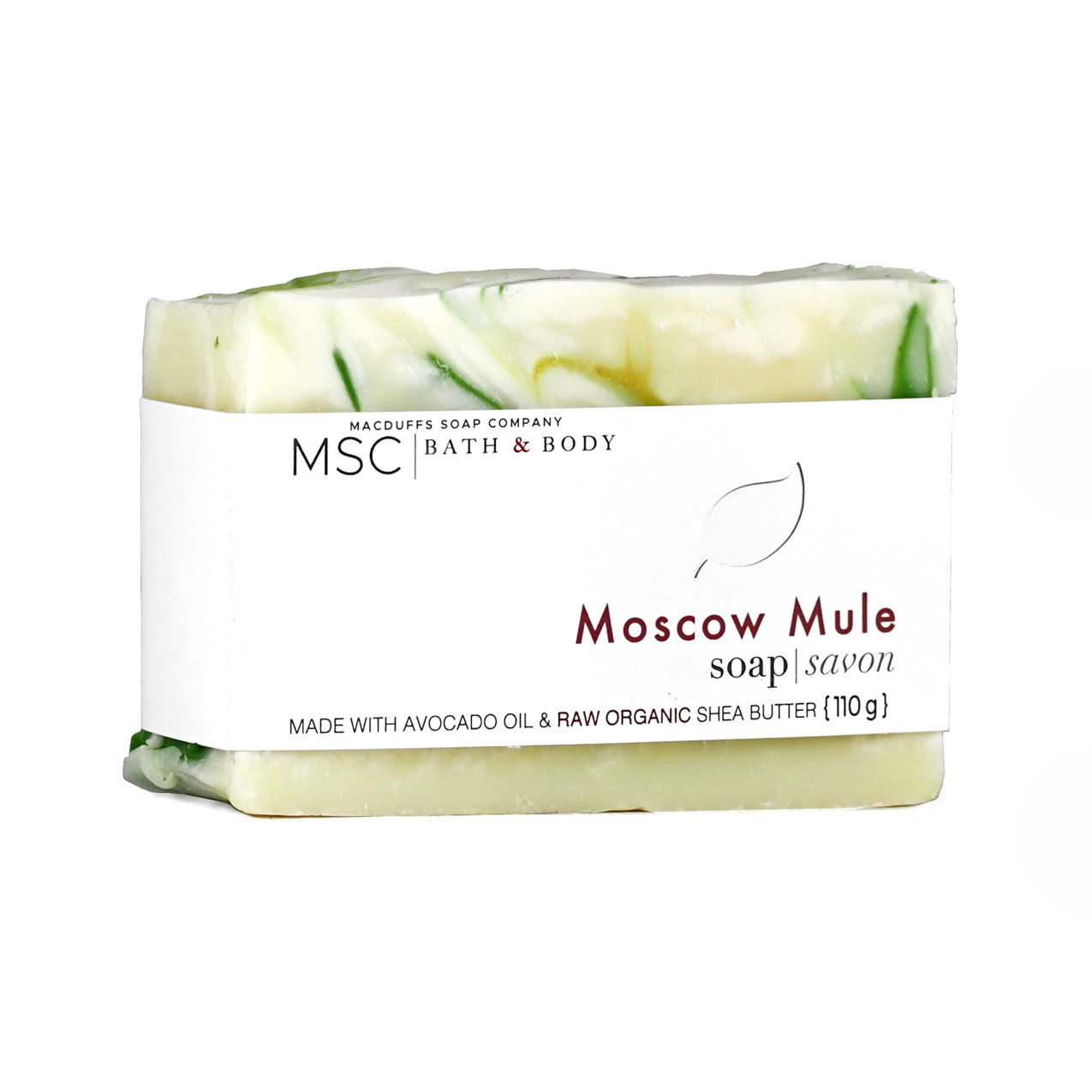 Moscow Mule Bar Soap