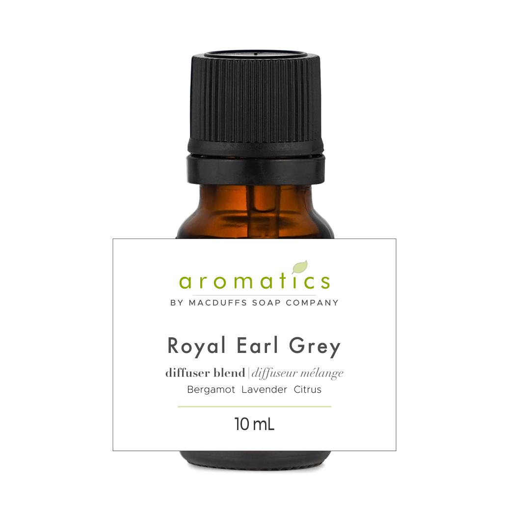 Royal Earl Grey Diffuser Blend