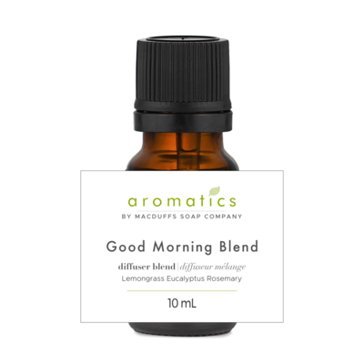 Good Morning Diffuser Blend