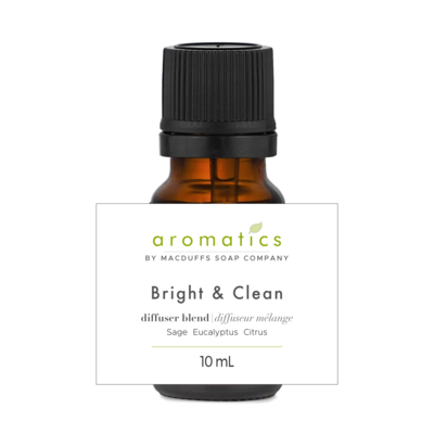Bright & Clean Diffuser Blend
