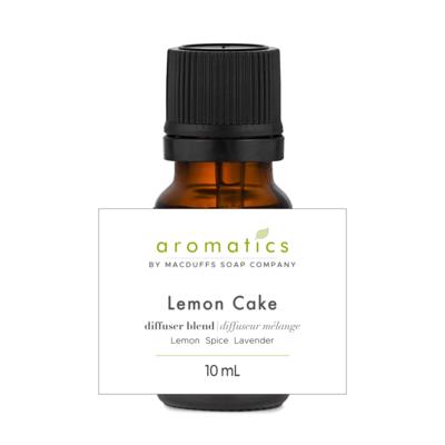 Lemon Cake Diffuser Blend