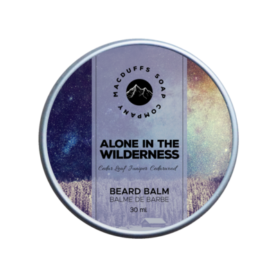 Alone in the Wilderness Beard Balm