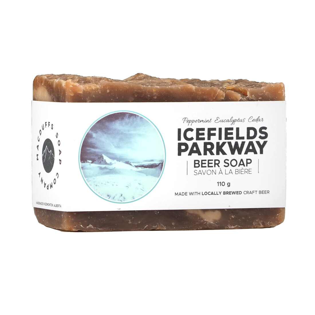 Icefields Parkway Beer Soap