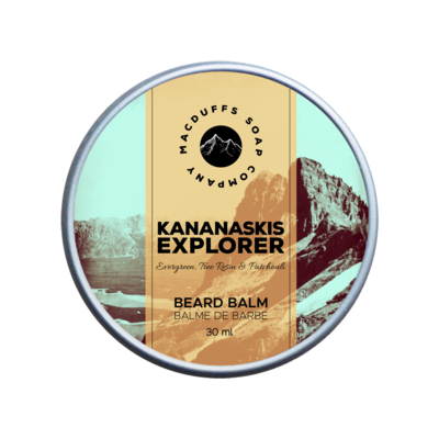 Kananaskis Explorer Beard Balm