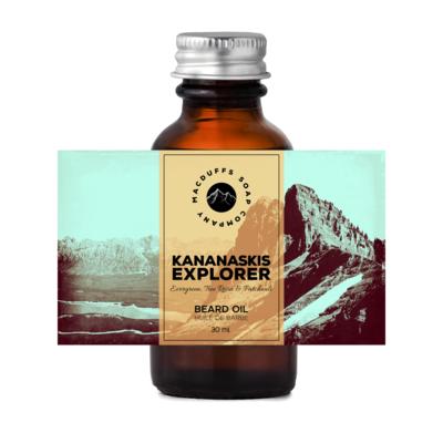 Kananaskis Explorer Beard Oil