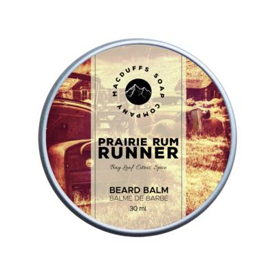 Prairie Rum Runner Beard Balm