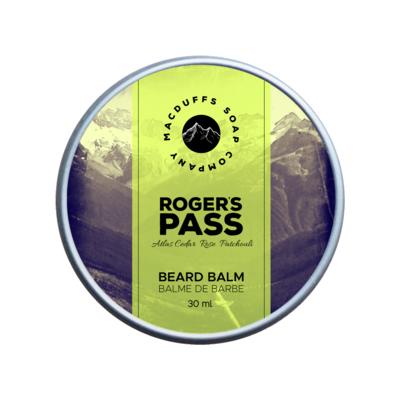 Roger's Pass Beard Balm