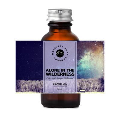 Alone in the Wilderness Beard Oil
