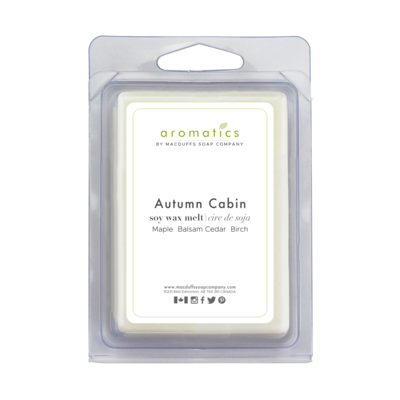 Autumn Cabin Soy Wax Melt