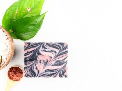 Detox and Cleanse Clay Facial Bar