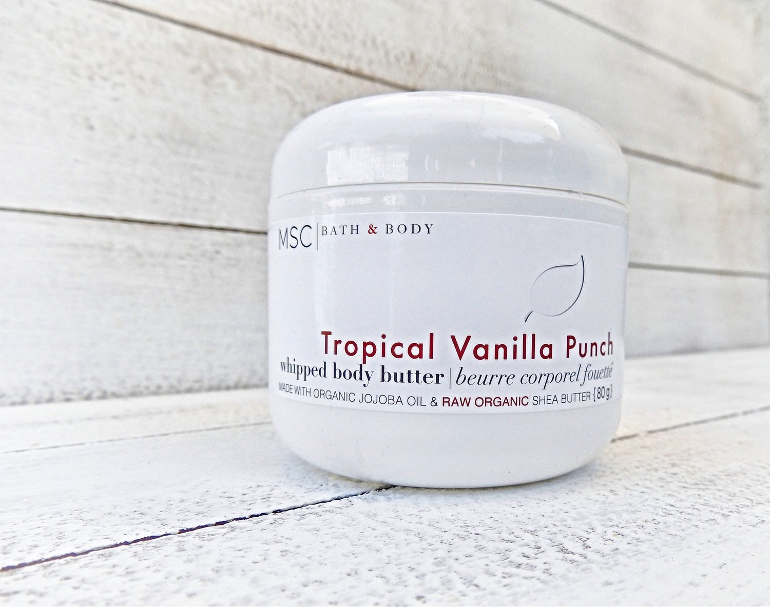 Tropical Vanilla Punch Whipped Body Butter
