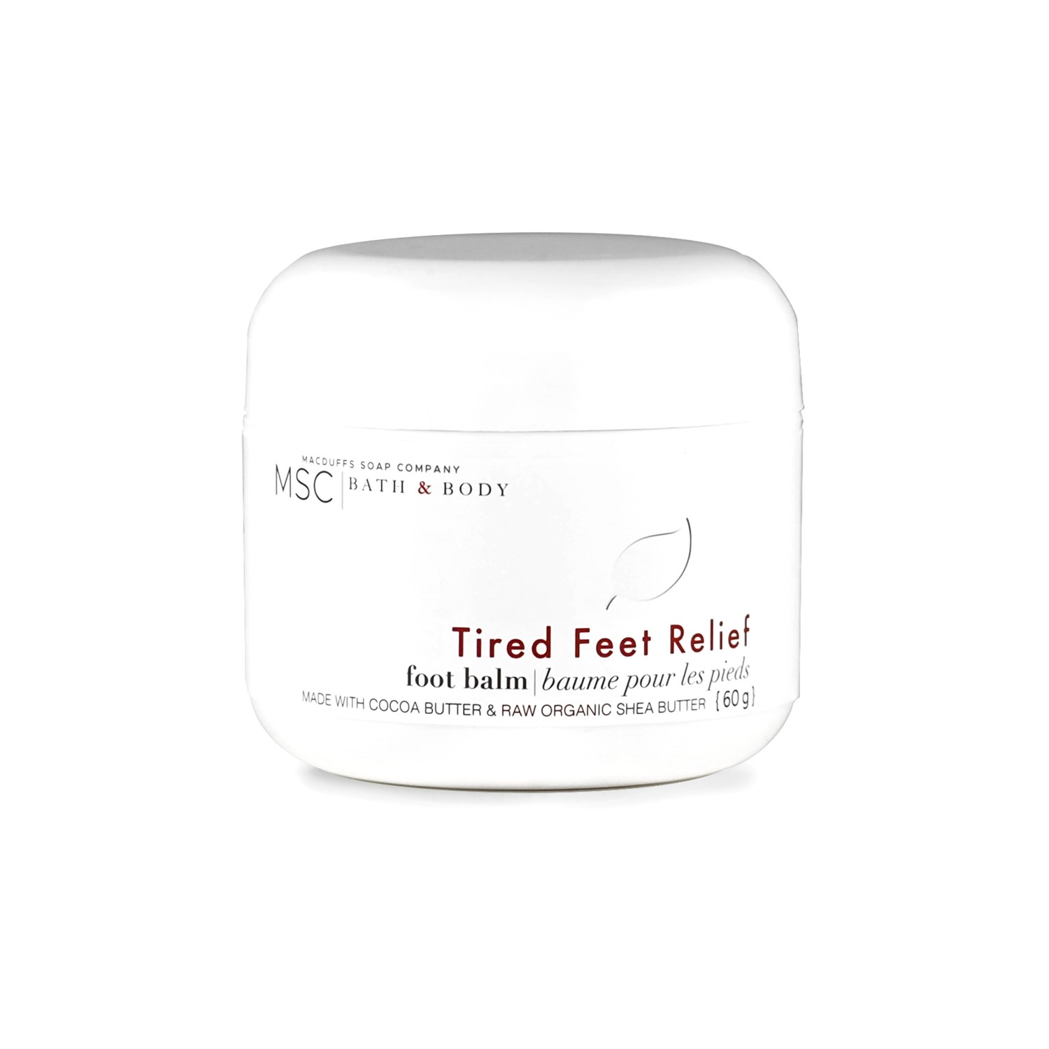 Tired Feet Relief