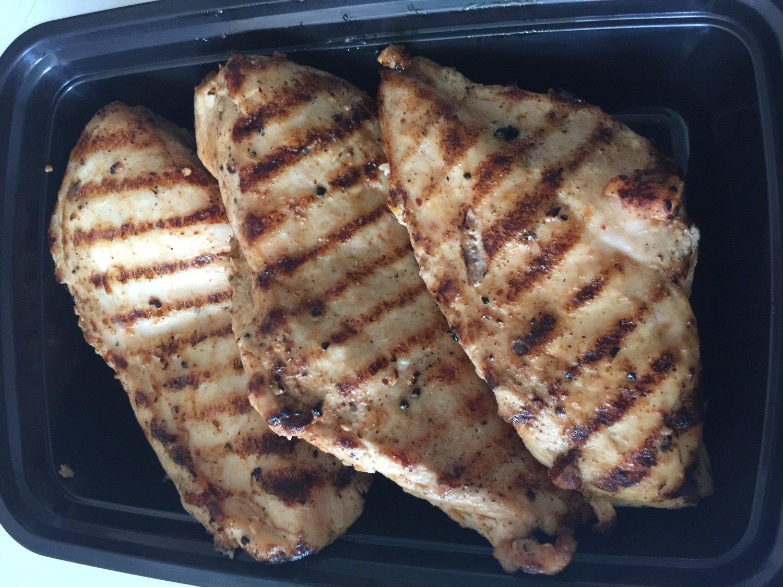16 OZ Of Grilled Chicken