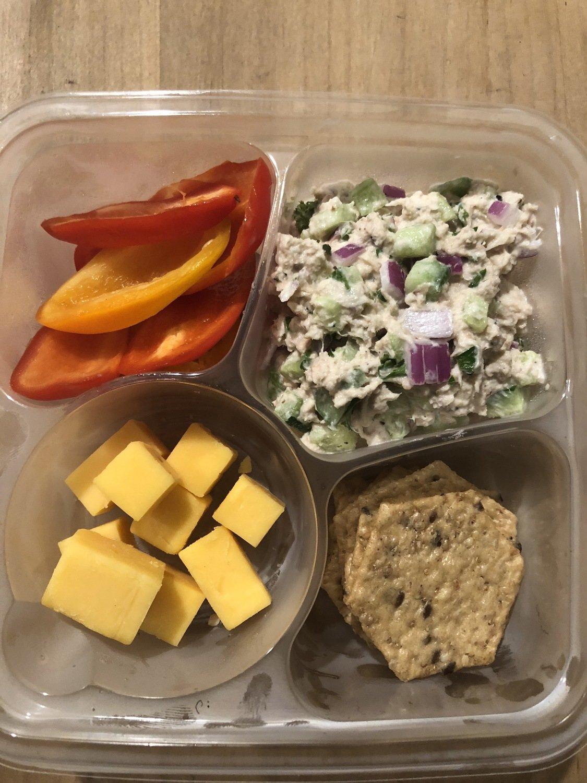 Tuna Snack Pack